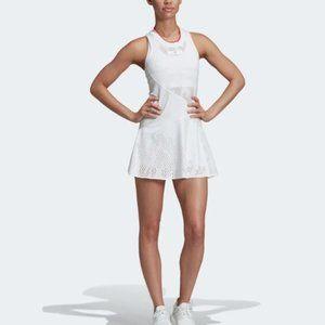 ADIDAS BY STELLA MCCARTNEY NWT COURT DRESS White S